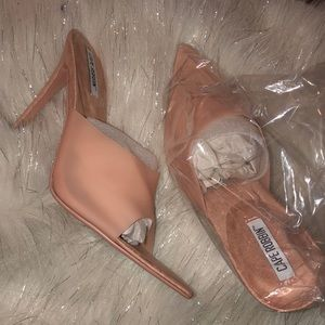 Shoes - brand new heels